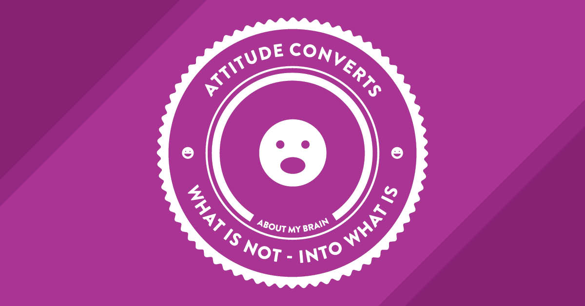 Attitude – The Special Sauce For Change Success