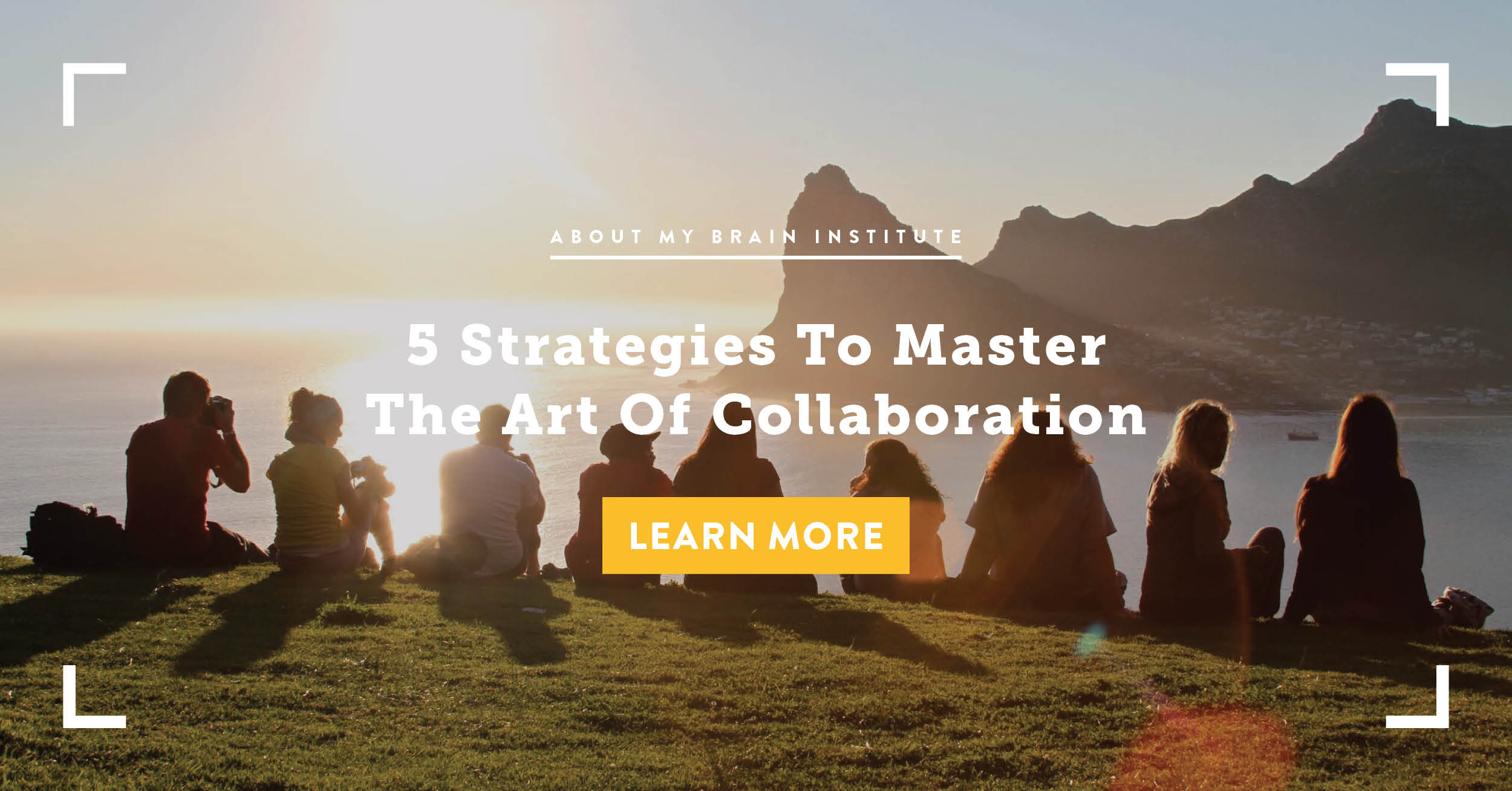 5 Strategies To Master The Art Of Collaboration
