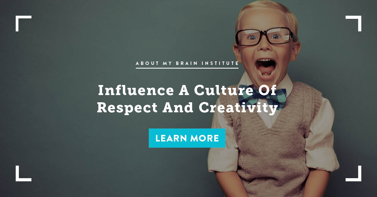 Influence A Culture Of Respect And Creativity