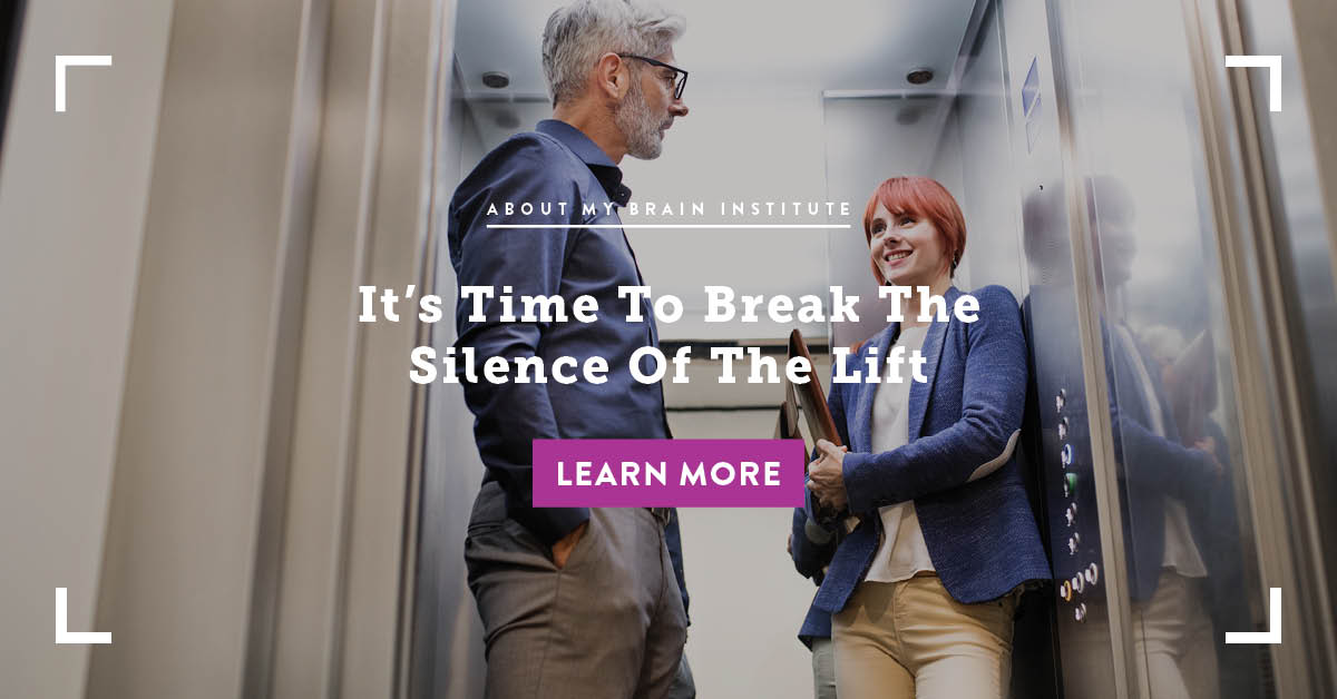 It's Time To Break The Silence Of The Lift