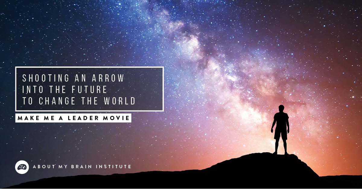 Shooting An Arrow Into The Future To Change The World