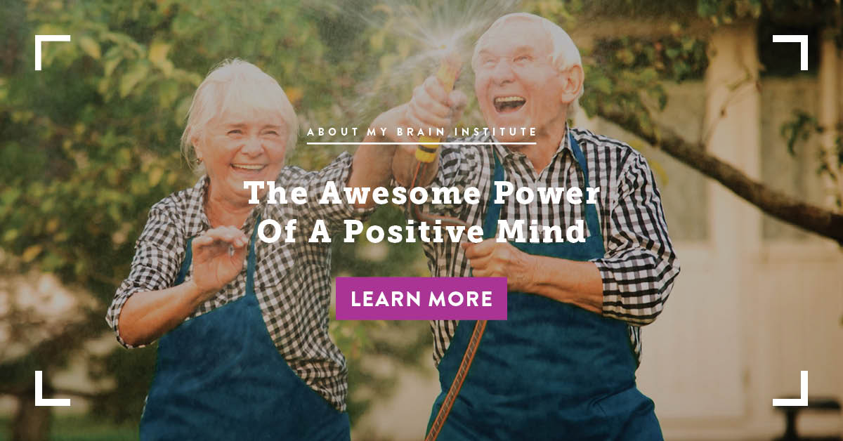 The Awesome Power Of A Positive Mind