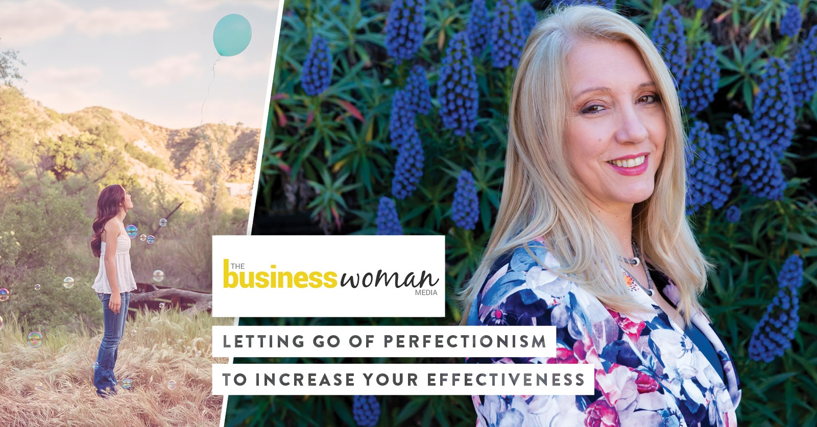 Business Woman Media: Letting go of perfectionism to increase your effectiveness