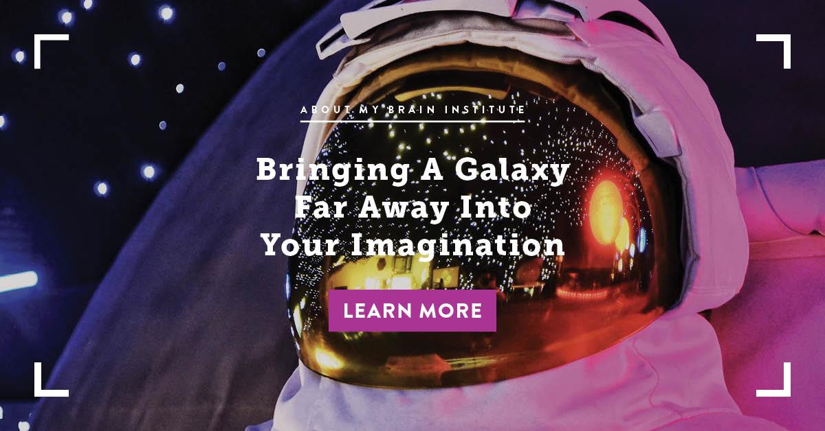 Bringing A Galaxy Far Away Into Your Imagination