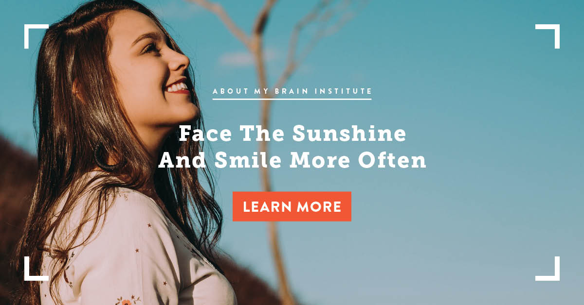 Face The Sunshine And Smile More Often