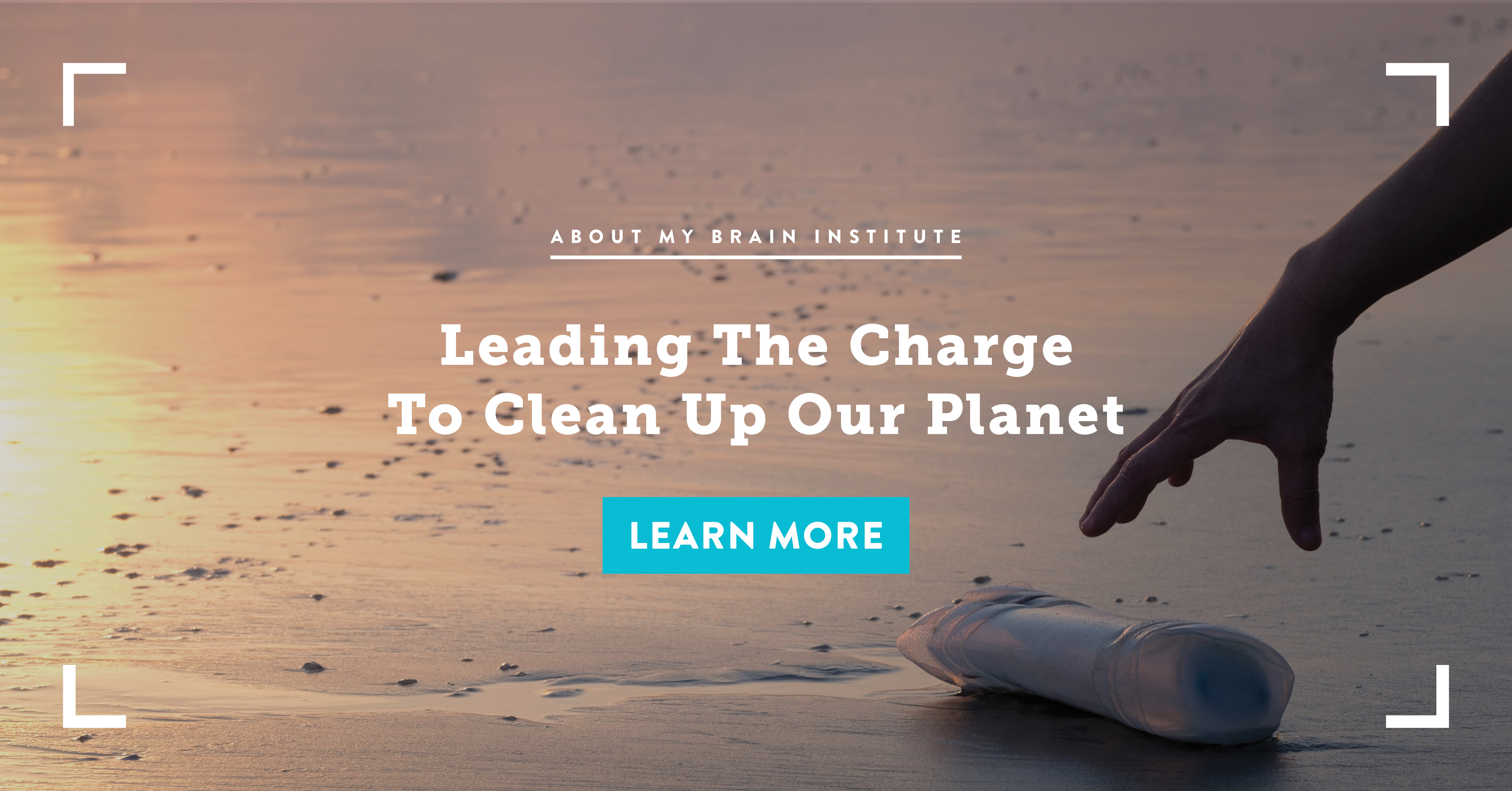 Leading The Charge To Clean Up Our Planet
