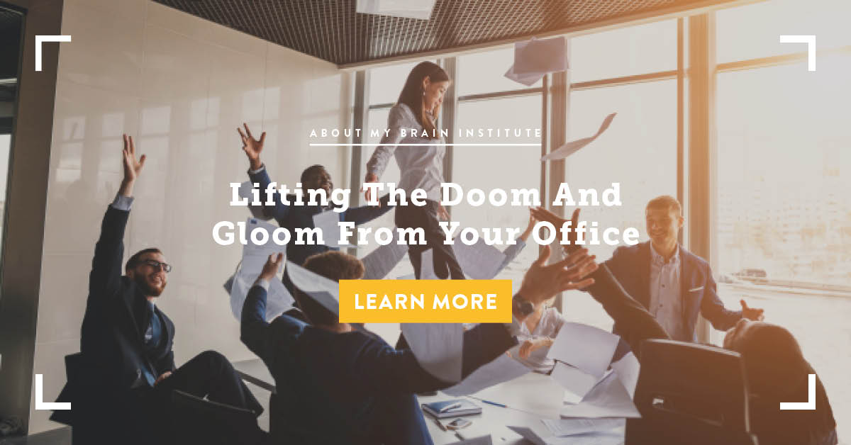Lifting The Doom And Gloom From Your Office