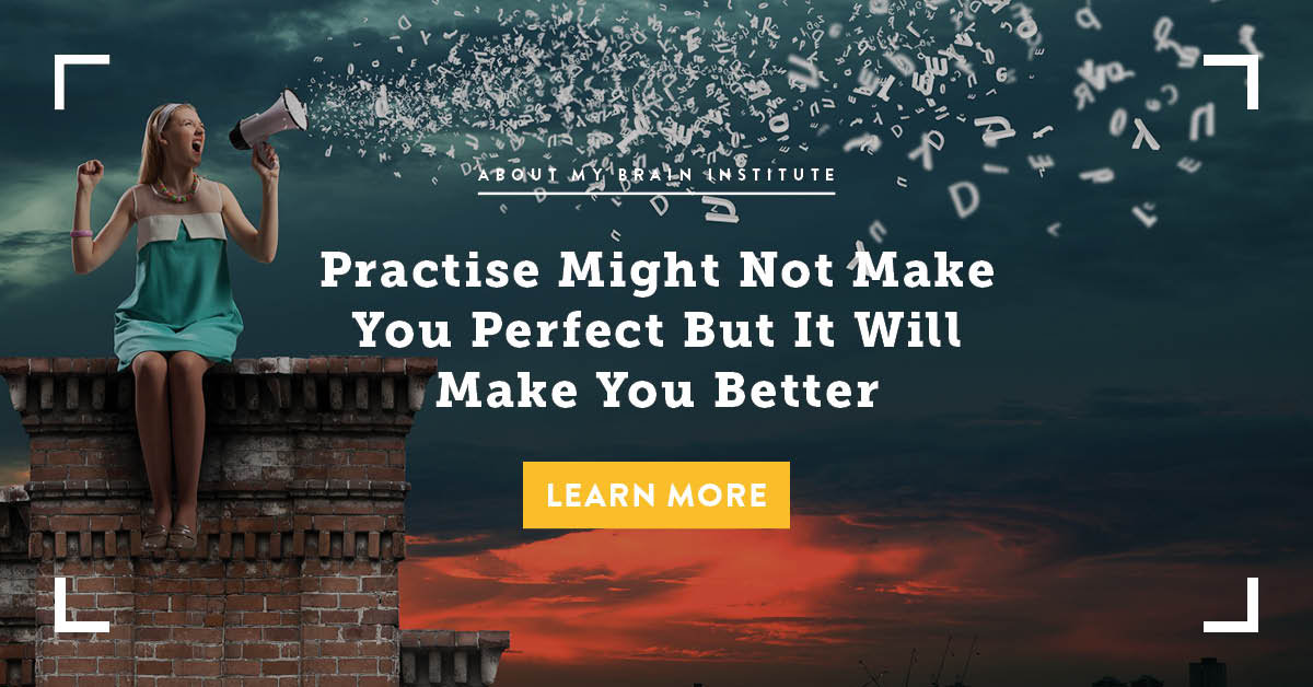 Practise Might Not Make You Perfect But It Will Make You Better