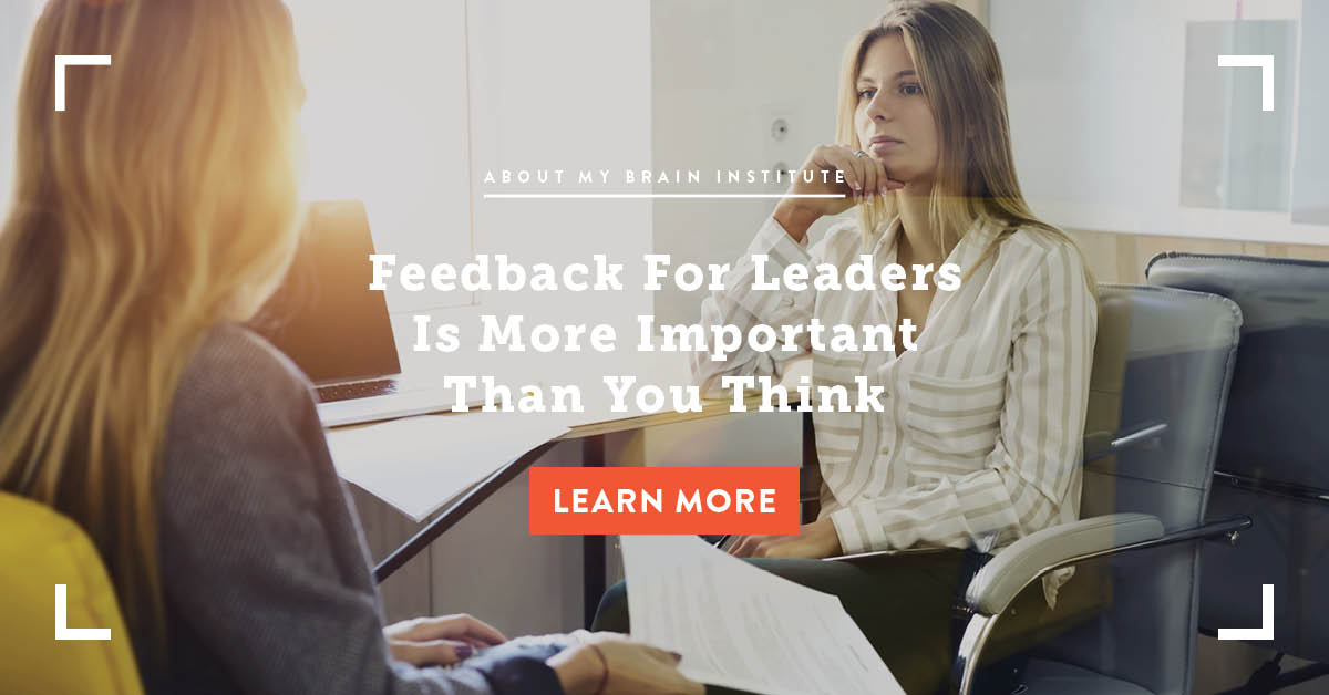 Feedback For Leaders is More Important Than You Think