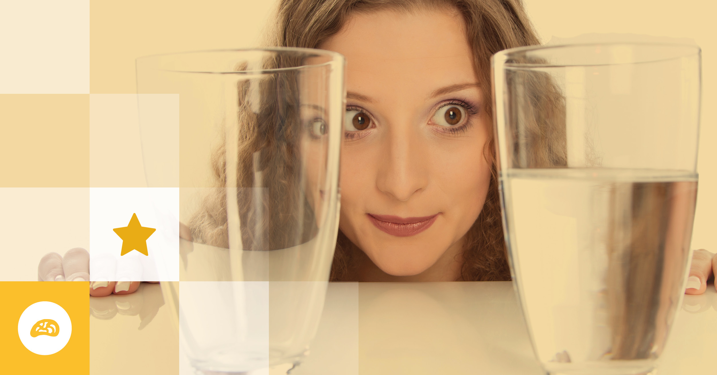 Keeping Your Glass At Least Half Full