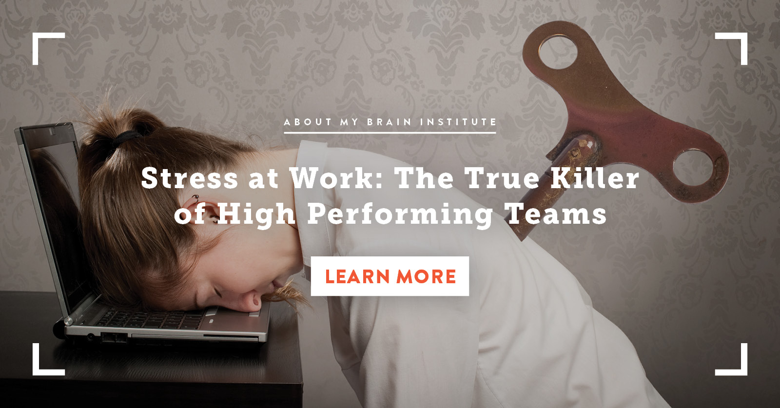 Stress at Work - The True Killer of High Performing Teams