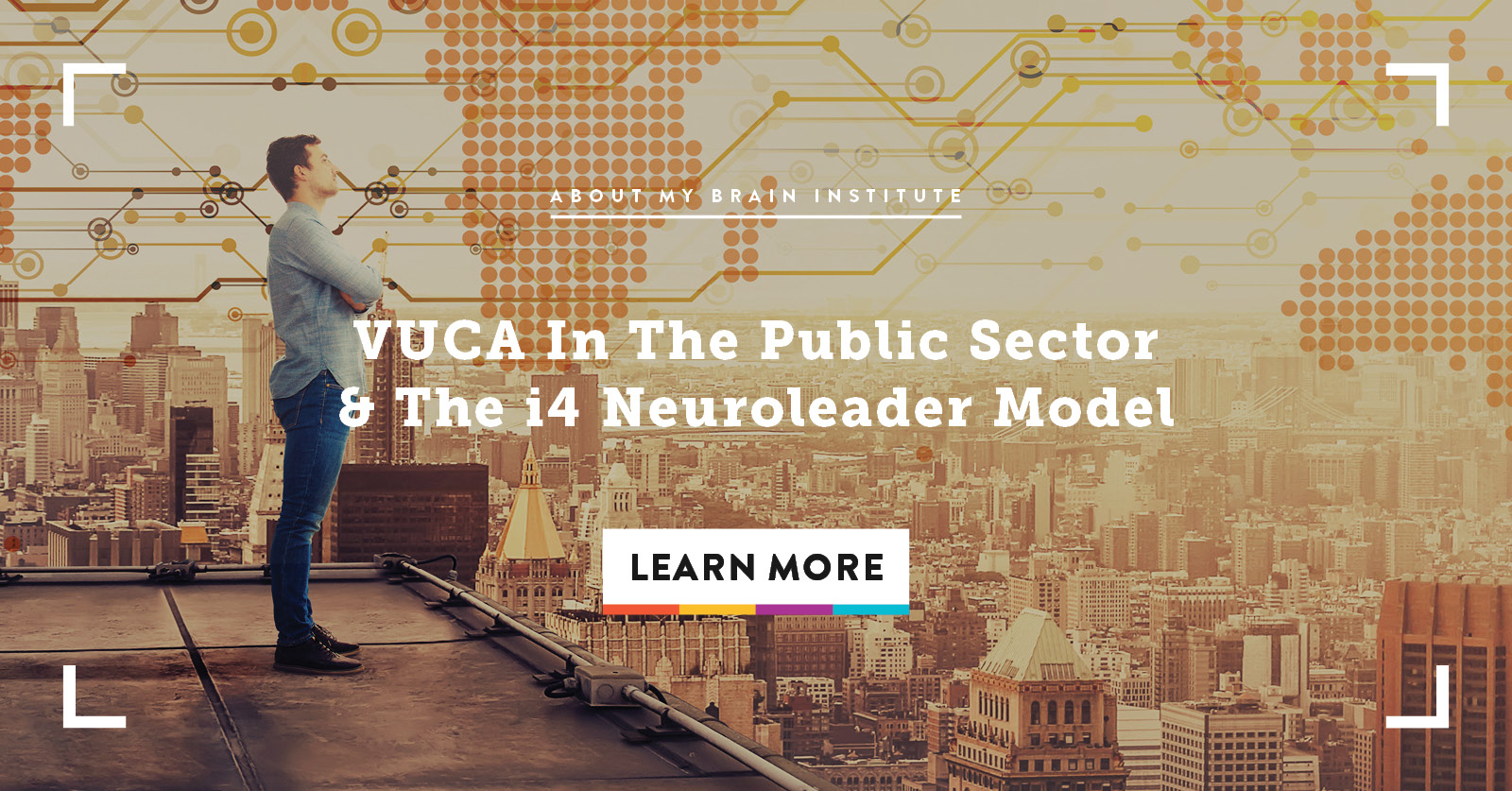VUCA In The Public Sector & The i4 Neuroleader Model