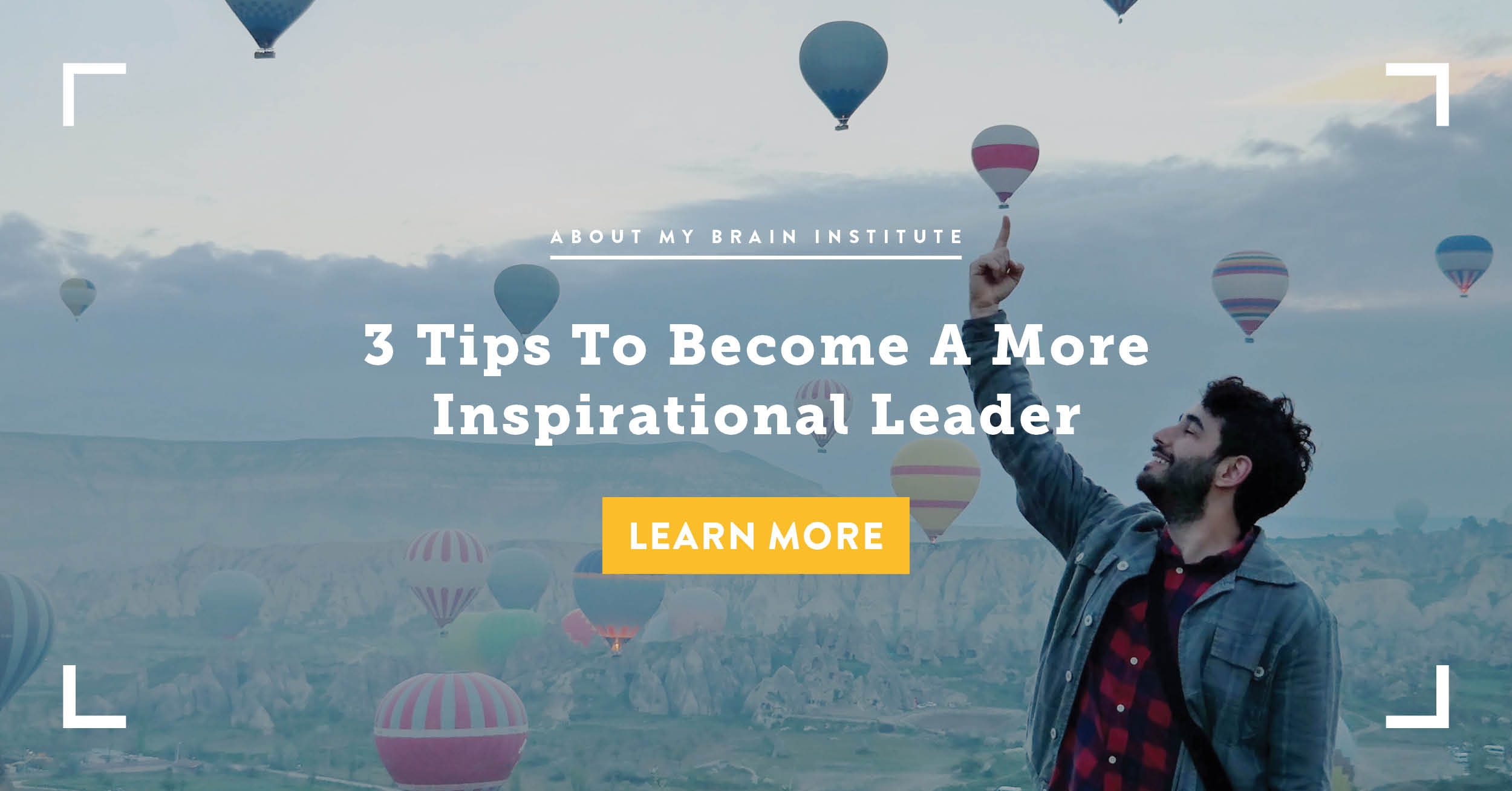 3 Tips To Become A More Inspirational Leader