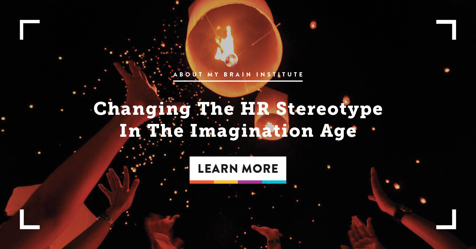 Changing The HR Stereotype In The Imagination Age