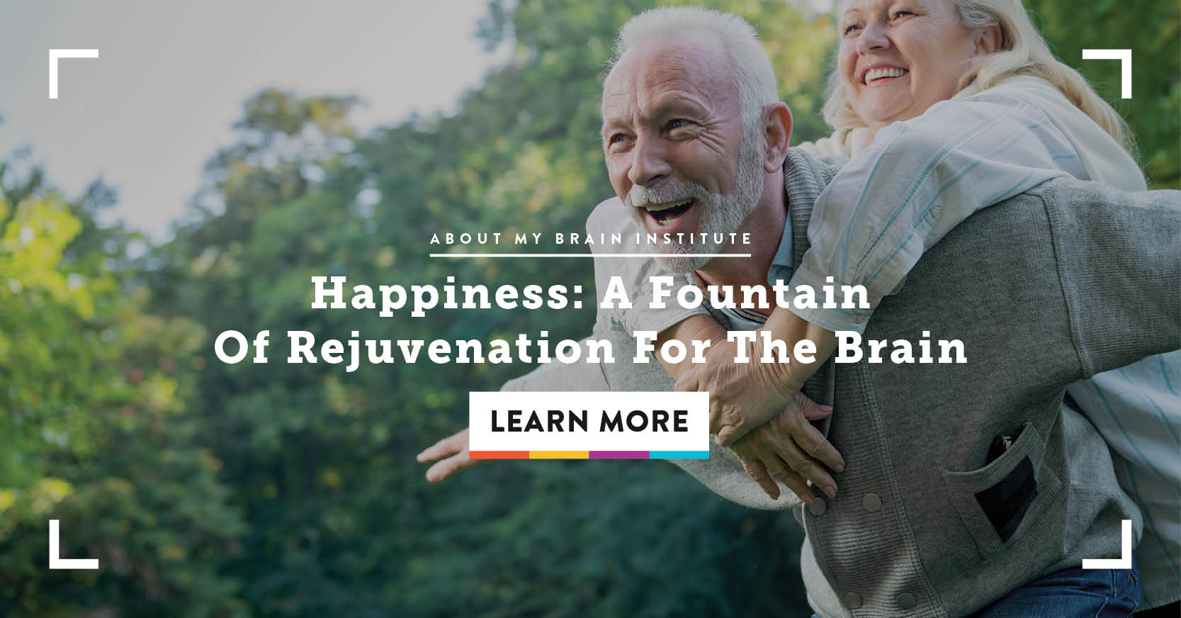 Happiness: A Fountain Of Rejuvenation For The Brain