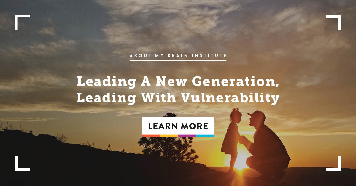 Leading A New Generation - Leading With Vulnerability