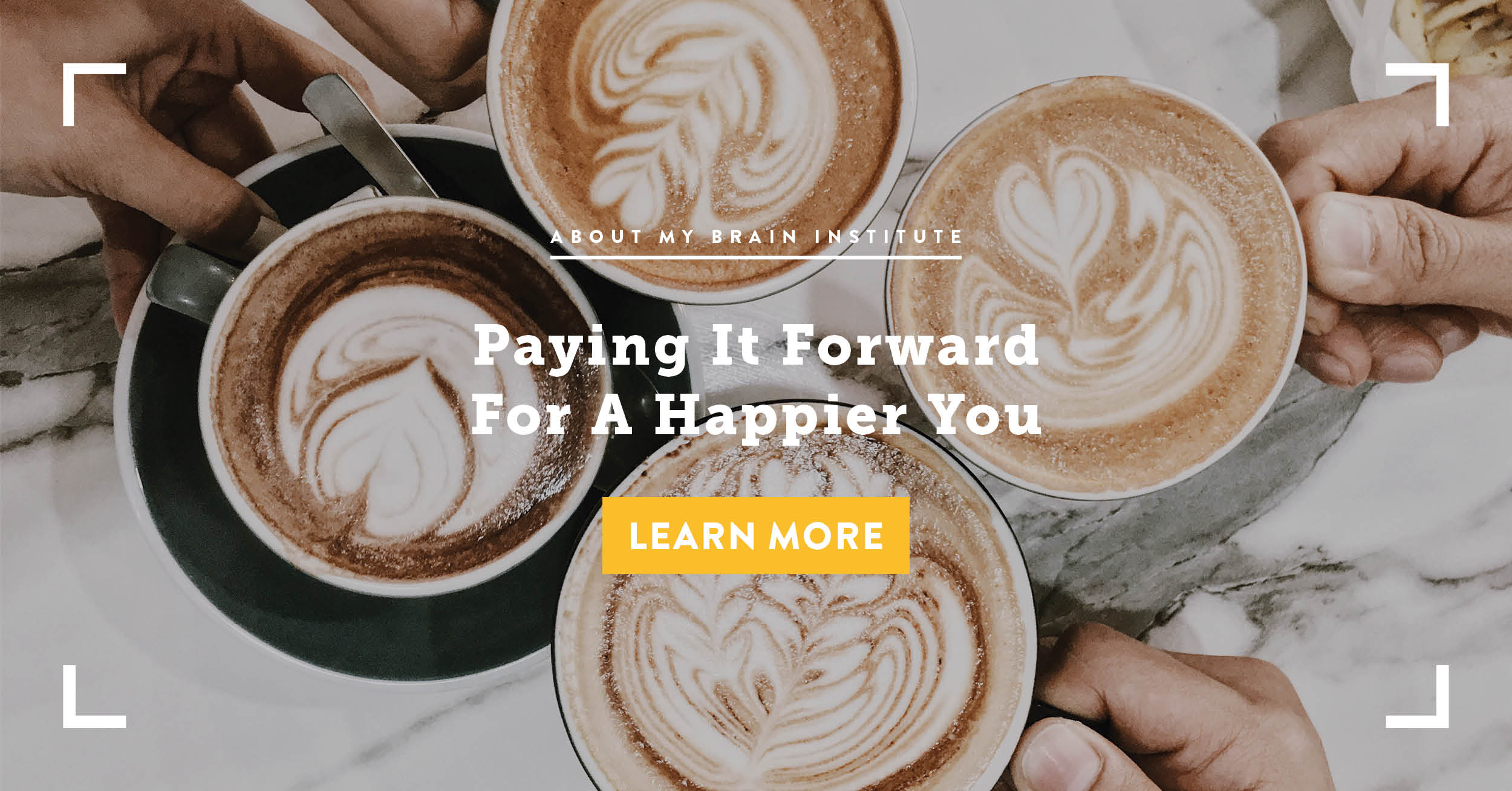 Paying It Forward For A Happier You