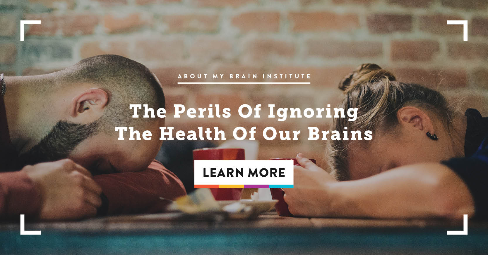 The Perils Of Ignoring The Health Of Our Brains