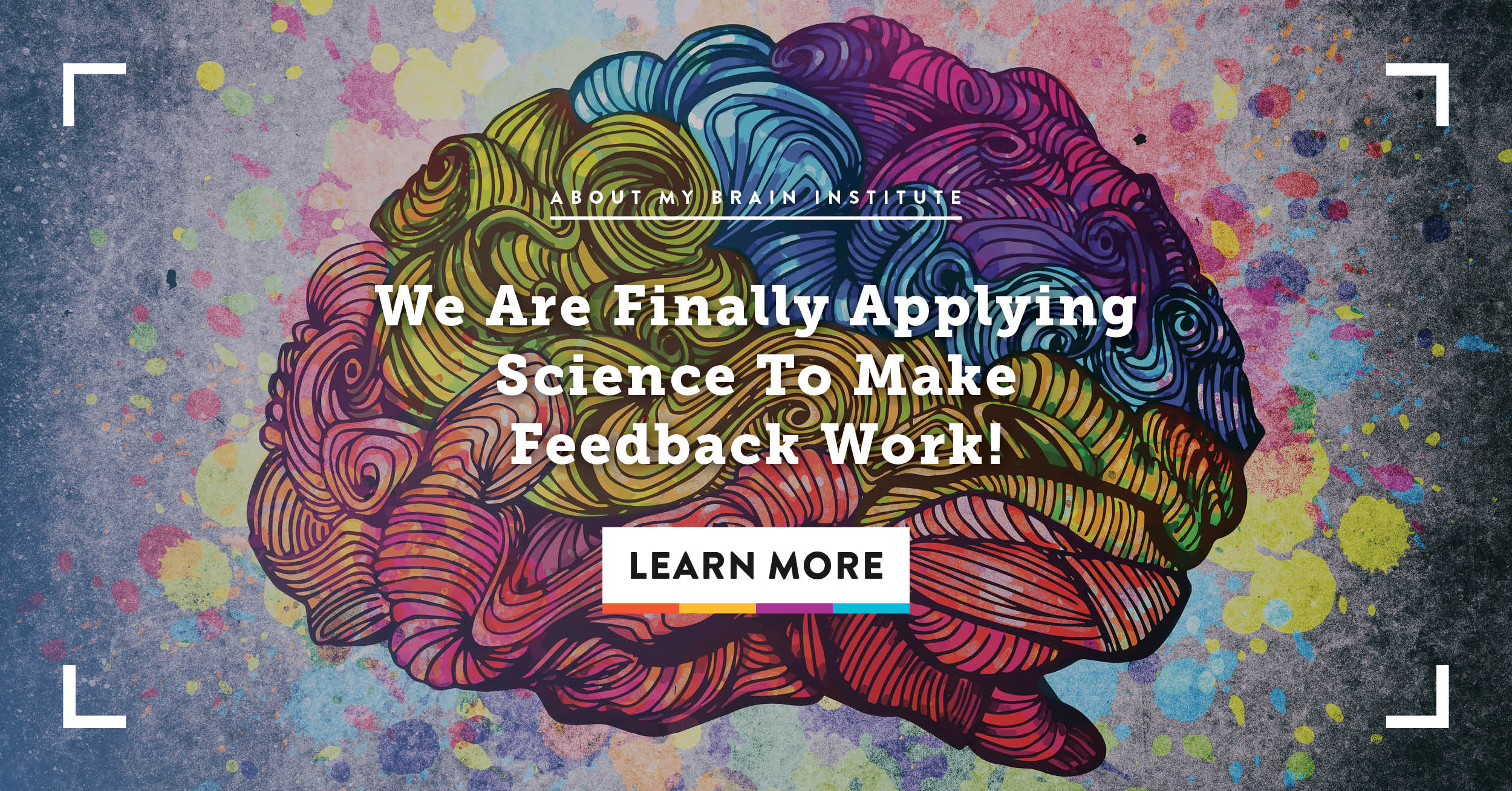 We Are Finally Applying Science To Make Feedback Work!