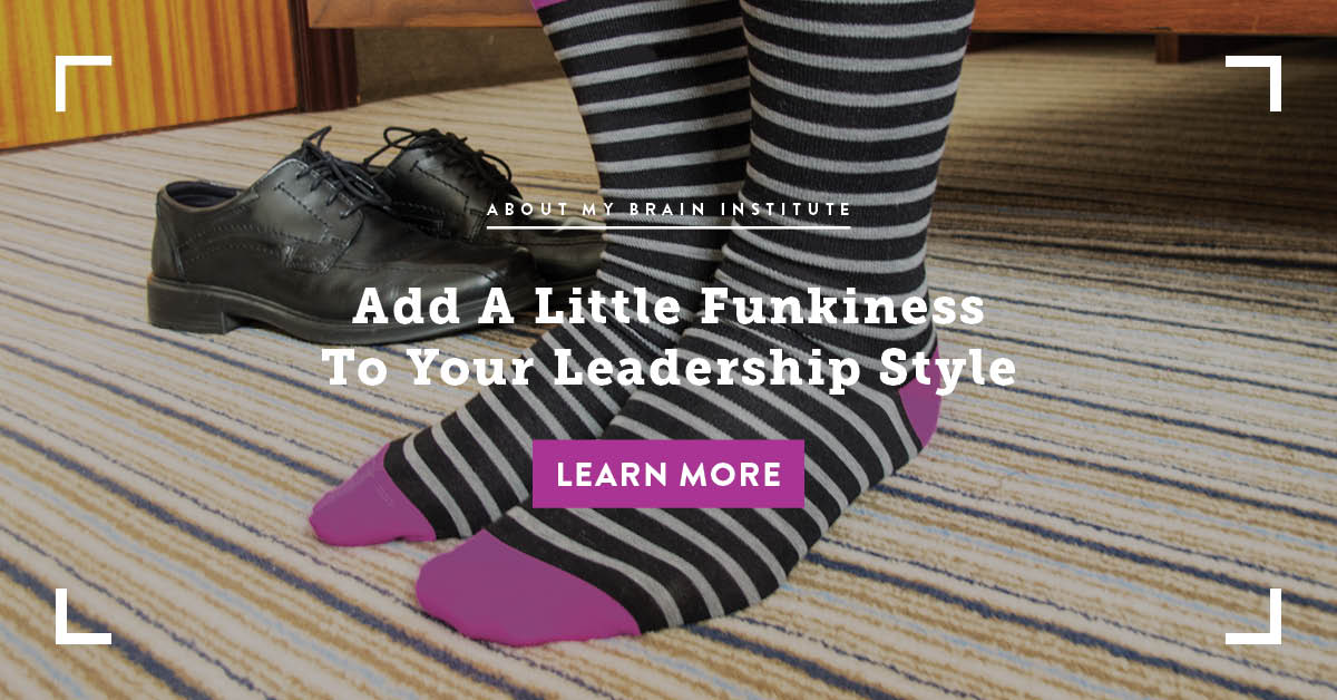 Add A Little Funkiness To Your Leadership Style