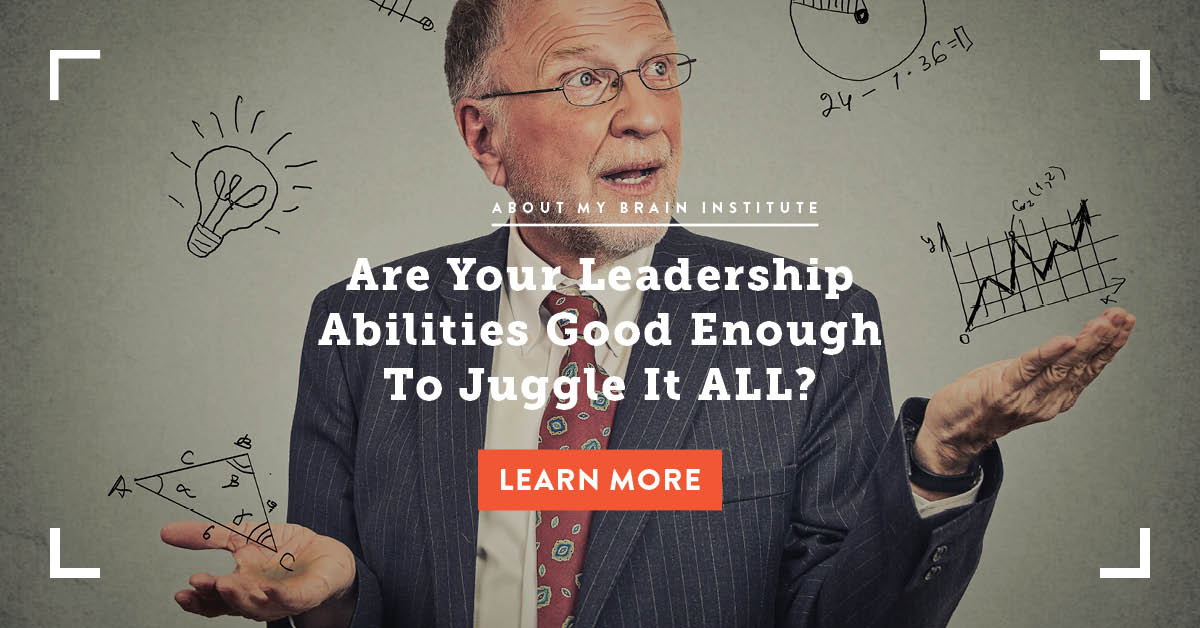 Are Your Leadership Abilities Good Enough To Juggle It All?