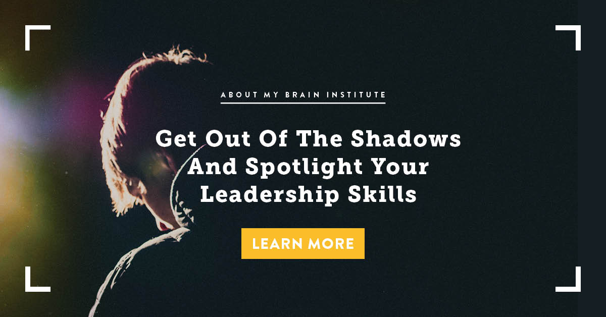 Get Out Of The Shadows And Spotlight Your Leadership Skills